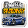 Traffic Speedway Badge